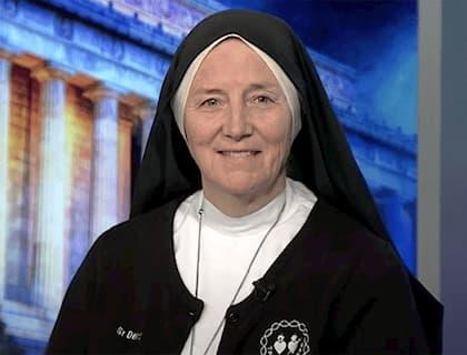 Sister Dede Byrne's photo