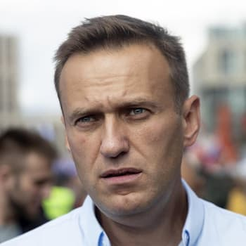 Alexei Navalny's photo