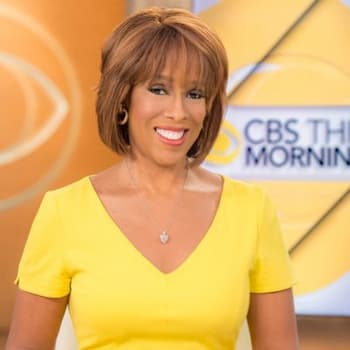 Gayle King's photo