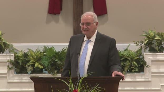 Pastor Charles' photo